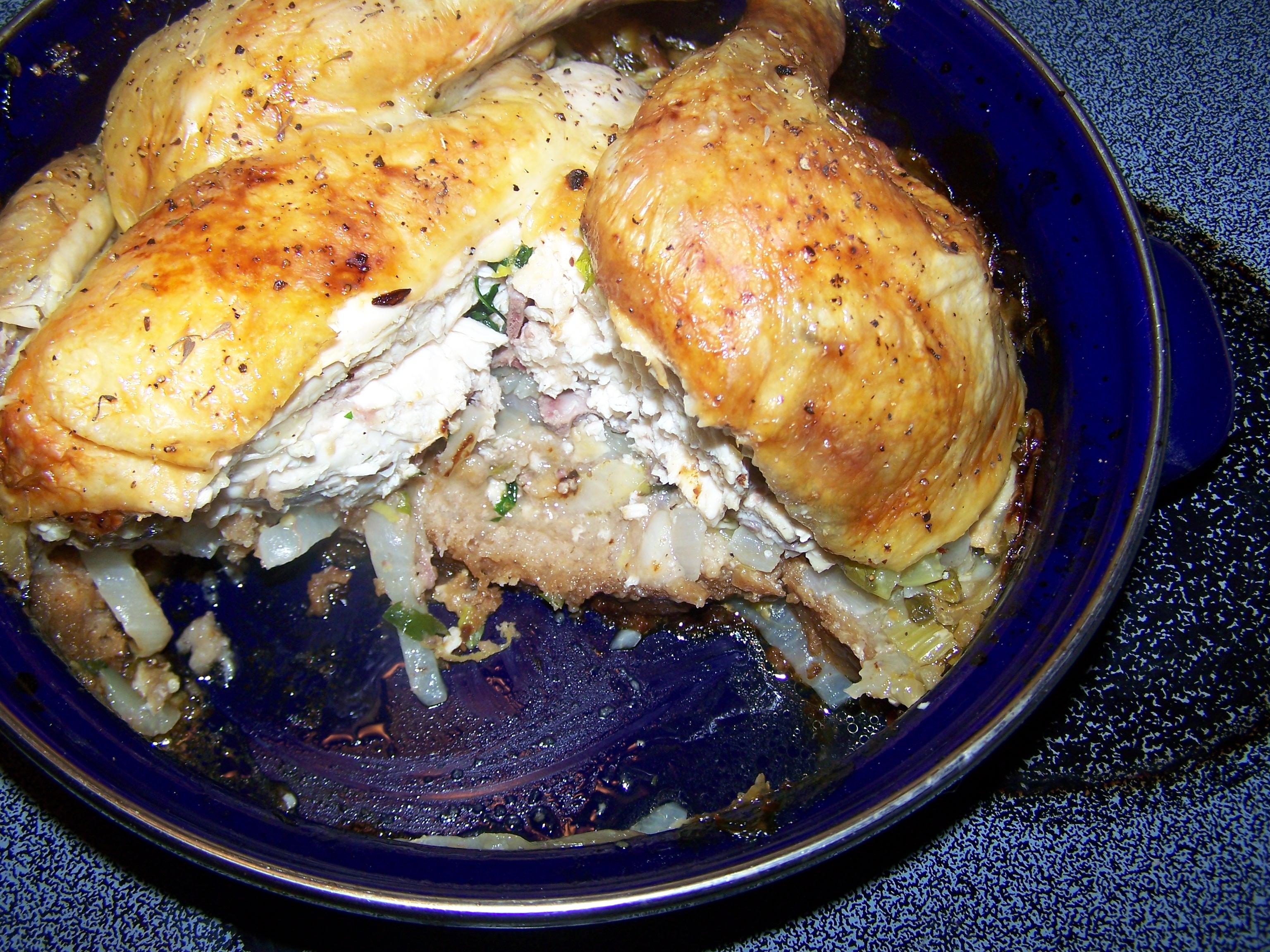 A Serving of Chicken