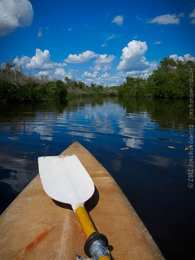 Turner River Kayak Trip