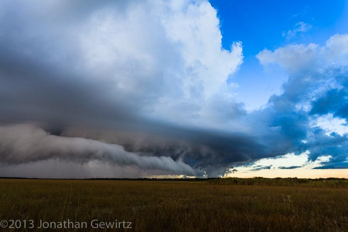 Approaching Storm, Everglades