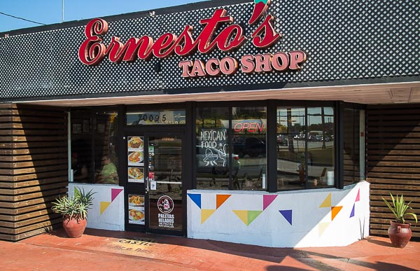 Ernesto's Taco Shop