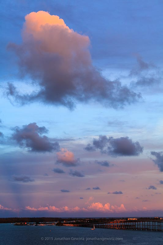 Biscayne Bay Sunset