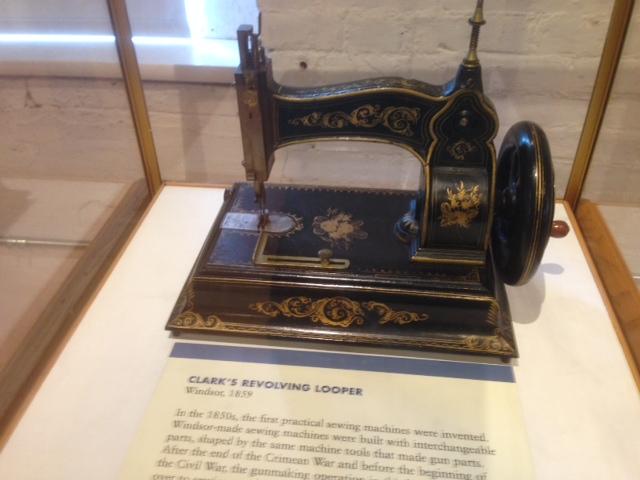 APM Sewing Machine