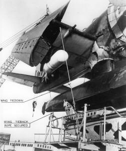 AN/APS-4 (ASH) Radar on SC-1 Seahawk