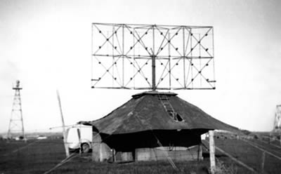 Australian Light Weight Air Warning (LW/AW) Mark I Radar Deployed in the SWPA