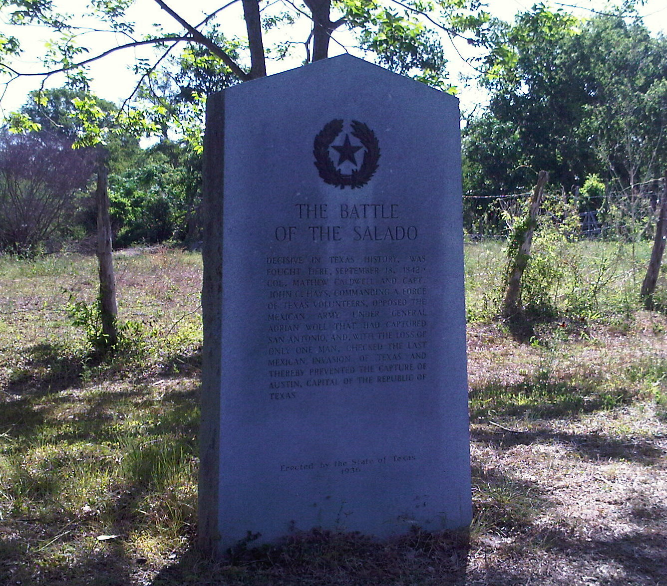 Battle Marker