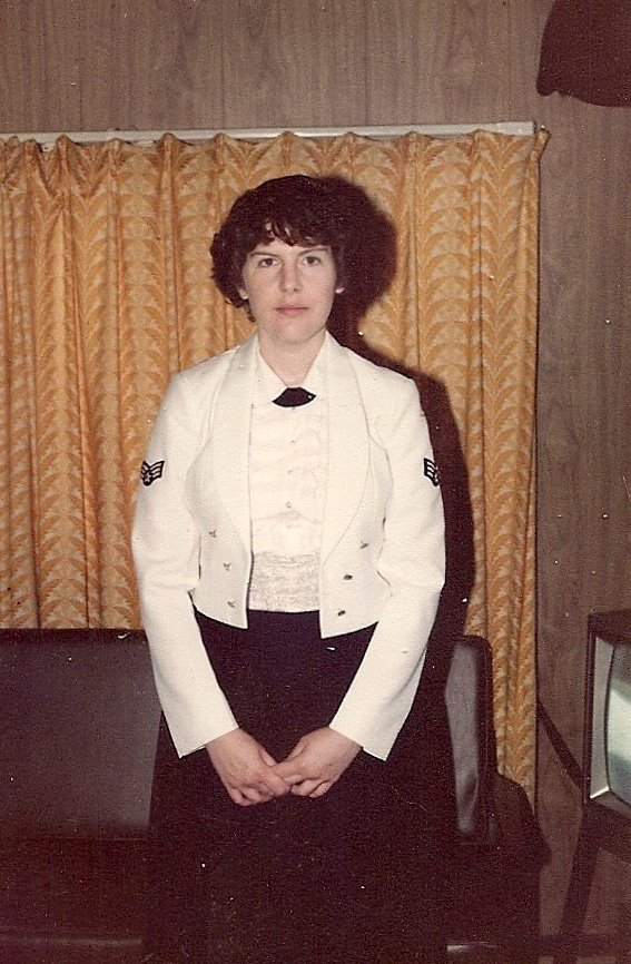 Before Navy Ball - 1980