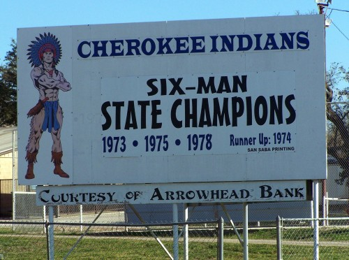 Cherokee Football Pride 2