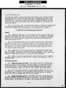 Final CinCPac  War Diary Aug 1945
