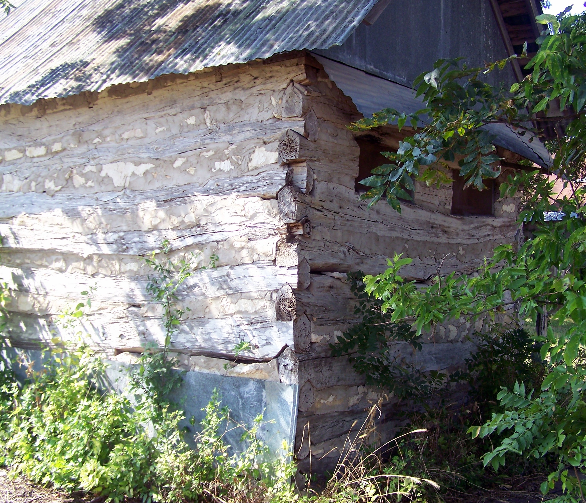 Chicago Boyz » Blog Archive » History Friday – Log Cabin Days