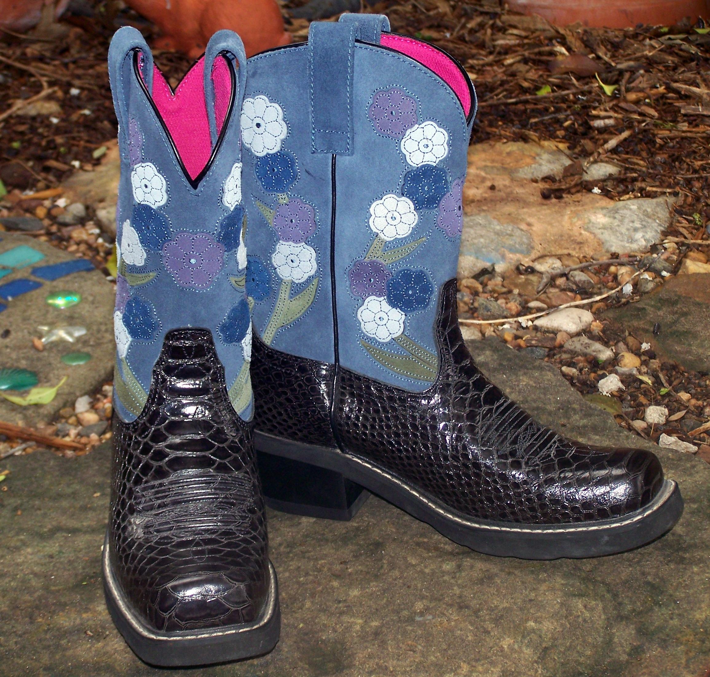 Crazy Texas Boots