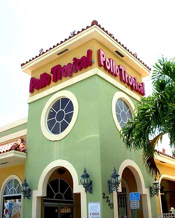 Pollo Tropical Closed American Restaurant North Bergen