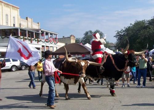 Goliad Santa 3 - Smaller