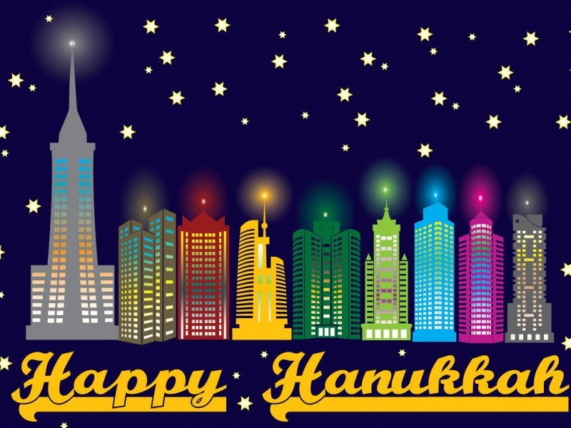 Happy Hanukkah!