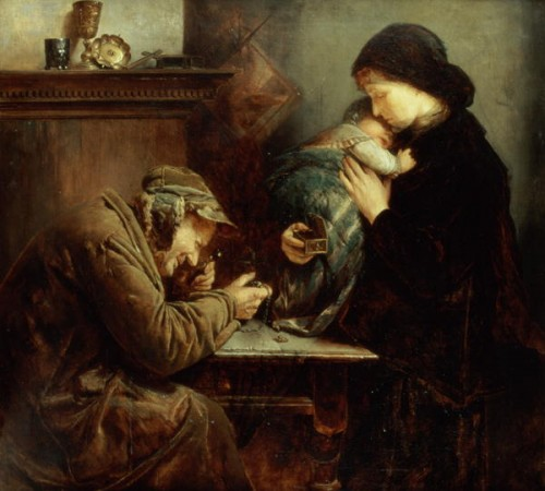 Victorian Oil Paintings For Sale