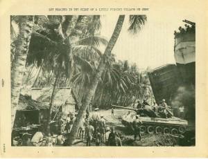 SWPA M-18 Hellcat Landing in the Philippines