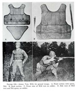 M12 Vest for Operation Olympic
