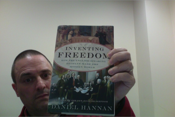 MJL with Hannan Book