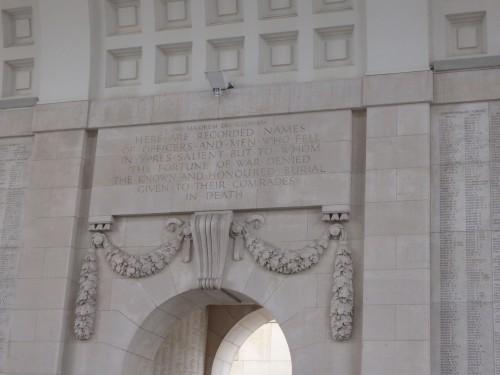 Menin Arch Memorial