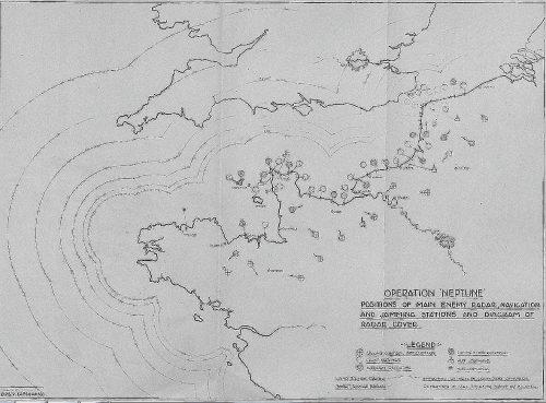Operation Neptune SEAD Campaign
