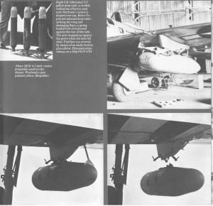 P-47 w-UK 215 Gal metal drop tank