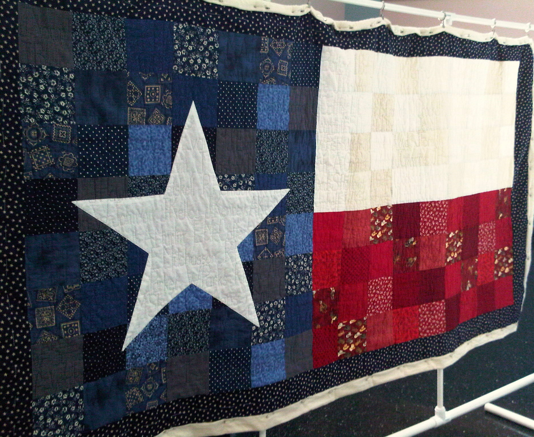 Quilted Flag