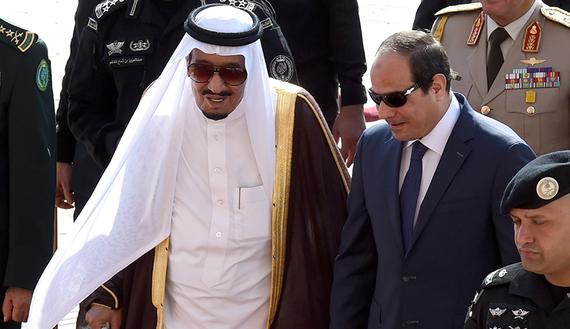Saudi Egypt