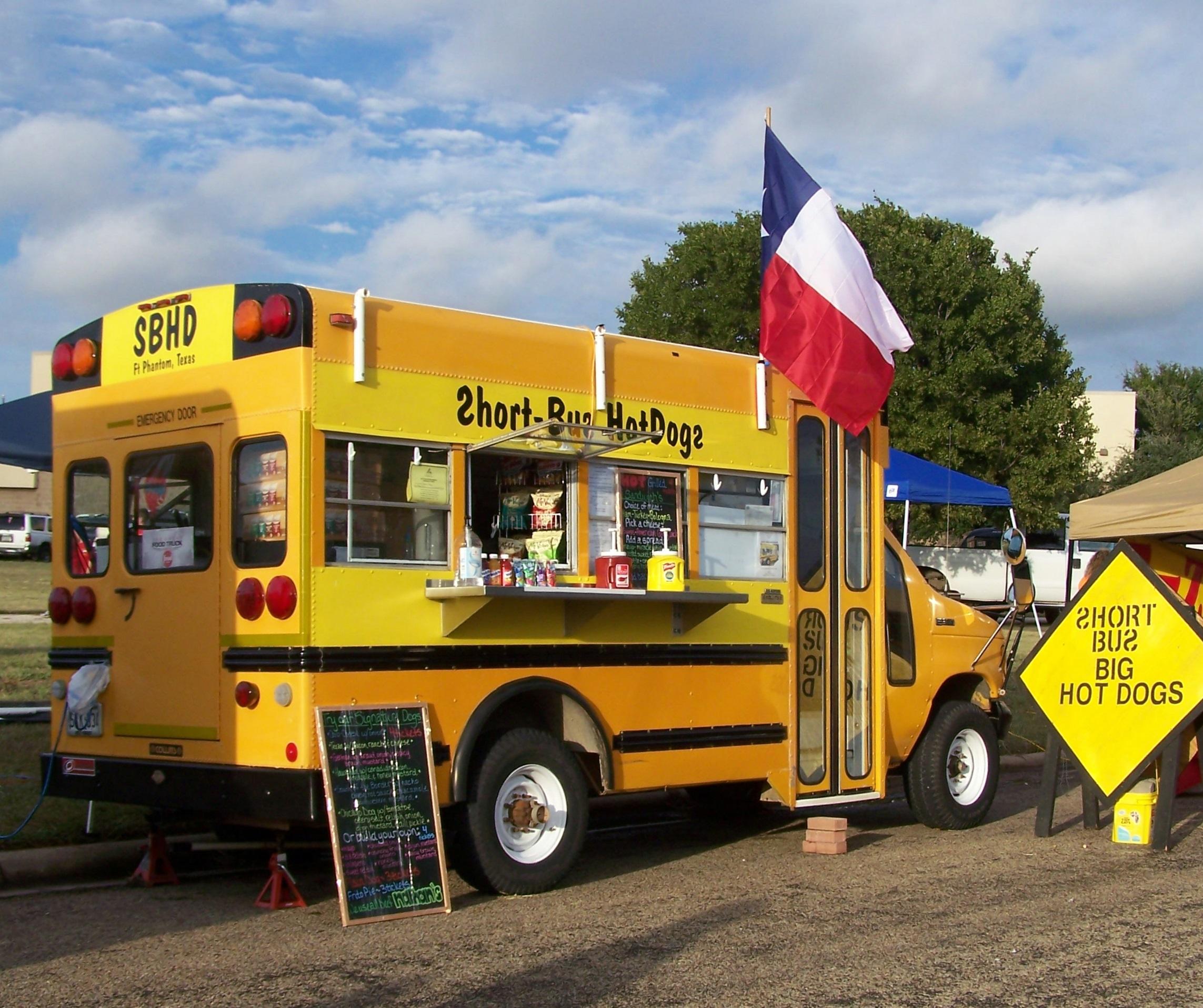 Short Bus Hot dogs