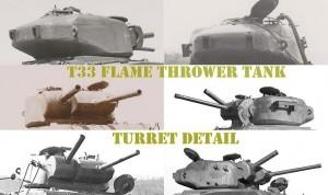 T33 (E20-20) M4A3E2 (HVSS) Sherman Tank