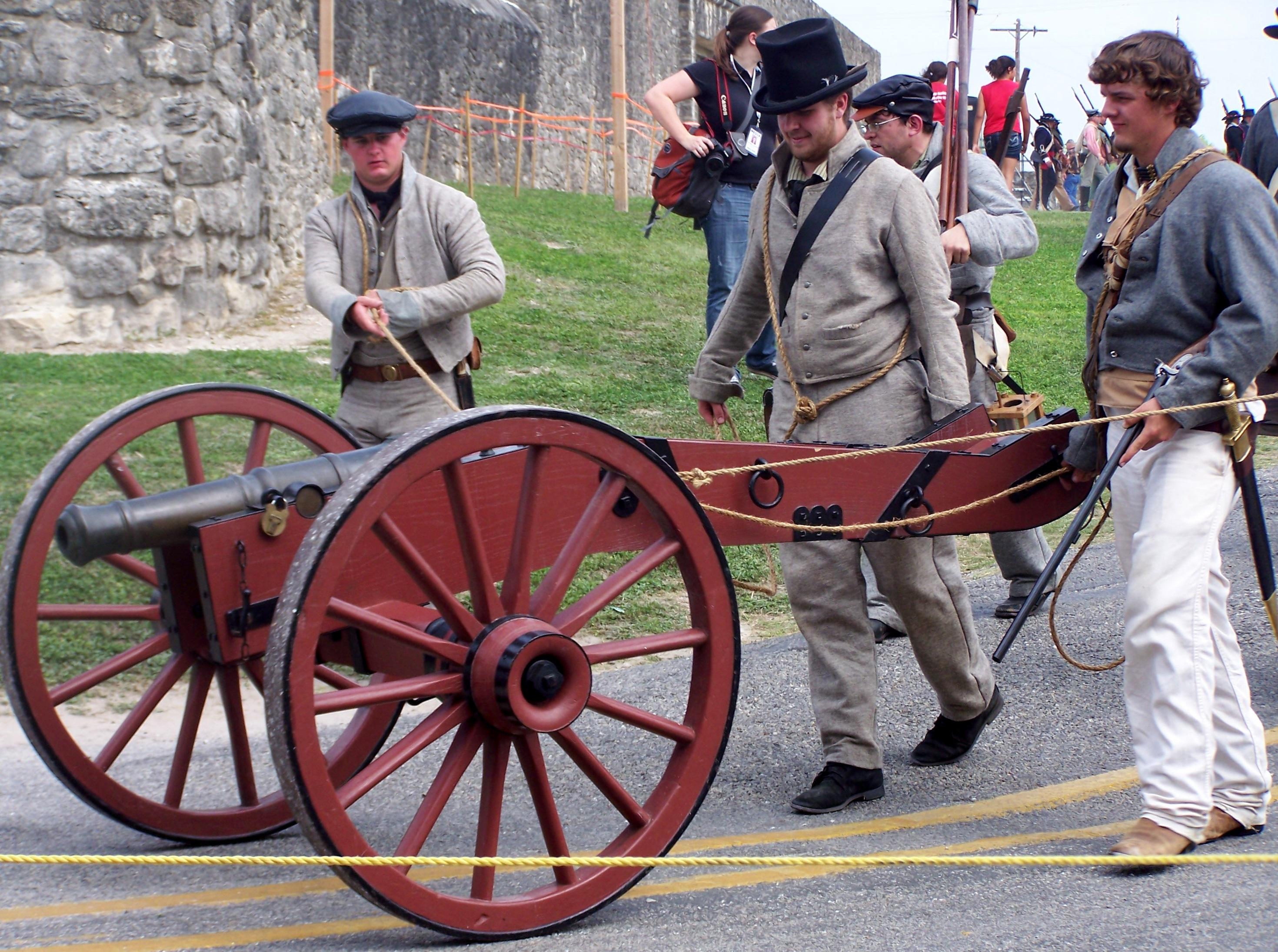 Texian Cannon