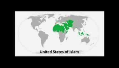 USI world map