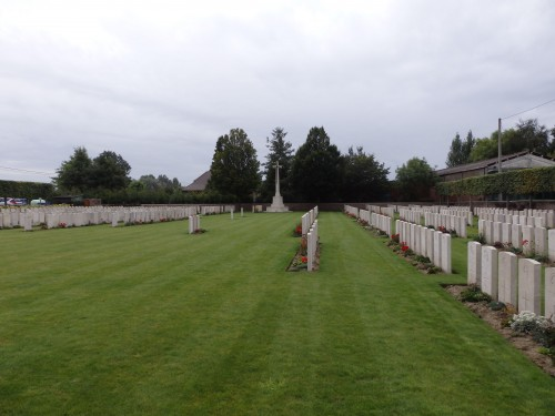 British WW1 Cemetery, Ypres