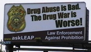 Drug Abuse is Bad. The Drug War is Worse!