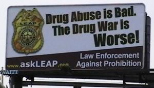 Drug Abuse is Bad. The Drug War is Worse!
