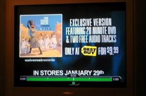 "\""TV Ad For Mars Volta\"""