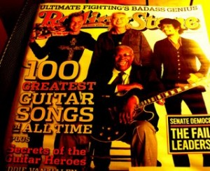 Rolling Stones Top 100 Guitar Songs