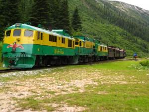 WPYR Train