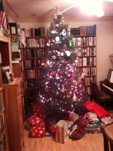 tree presents